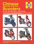Chinese 50cc & 125cc Scooters Baotion Jinlun Lifan Haynes Manual
